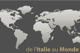 de-l'Italie-au-monde